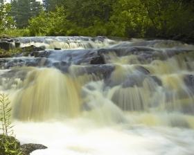 Sunkhaze Falls